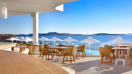 Mykonos Hotel Resort Dining