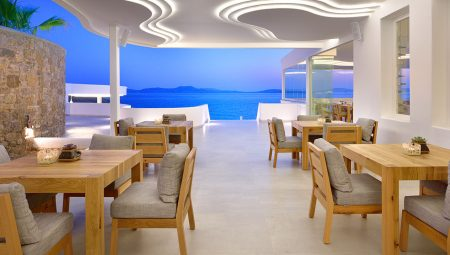 Anax Mykonos Resort Dining 1