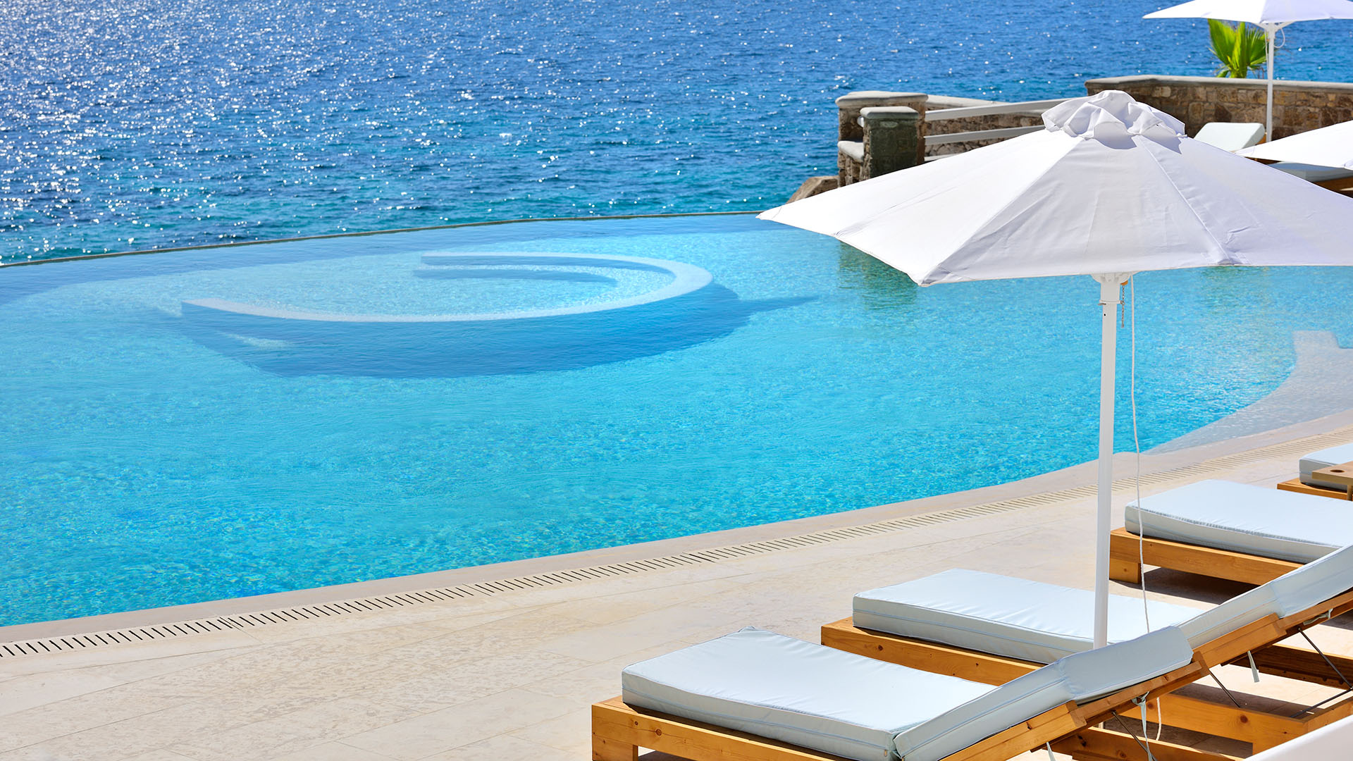 luxury mykonos resort