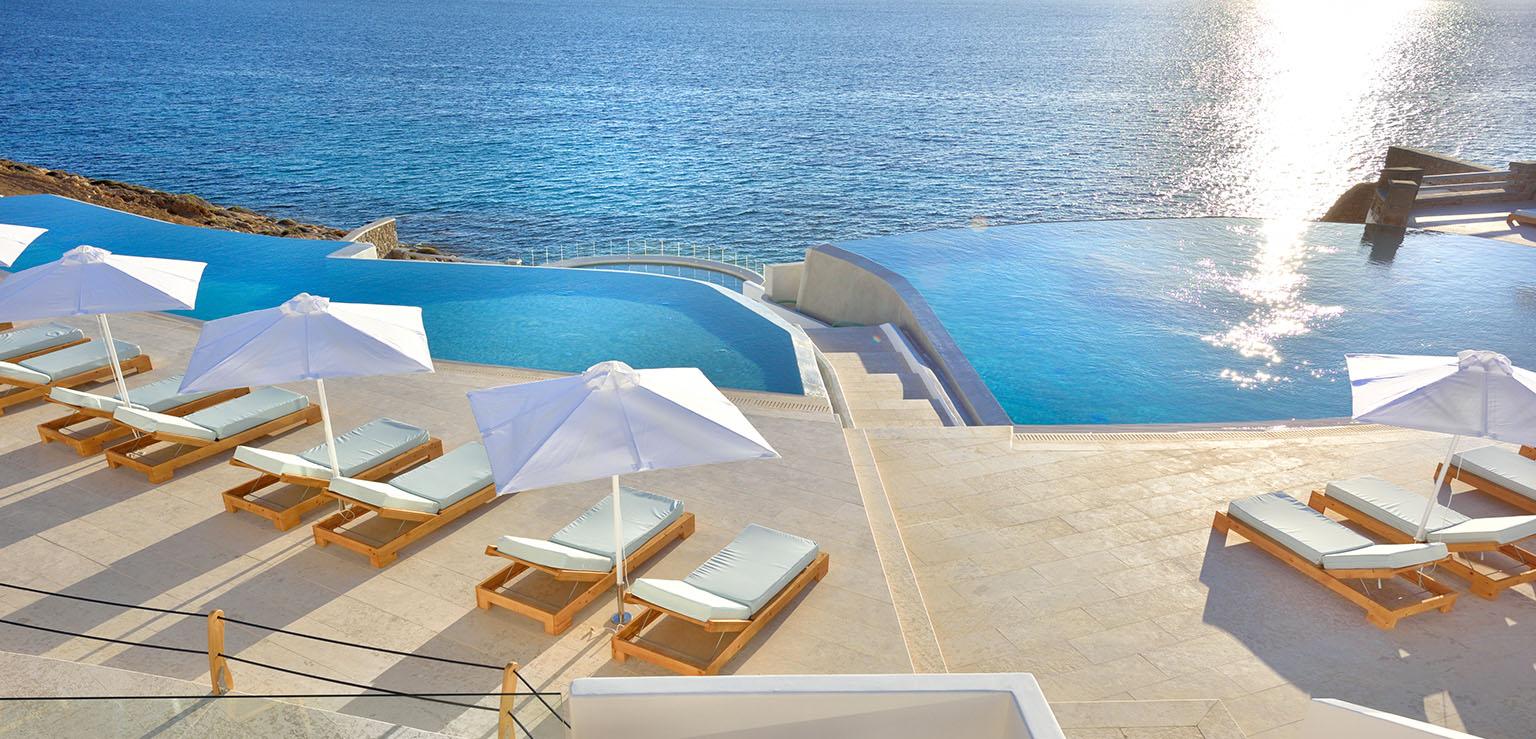 Best New Resort In Mykonos