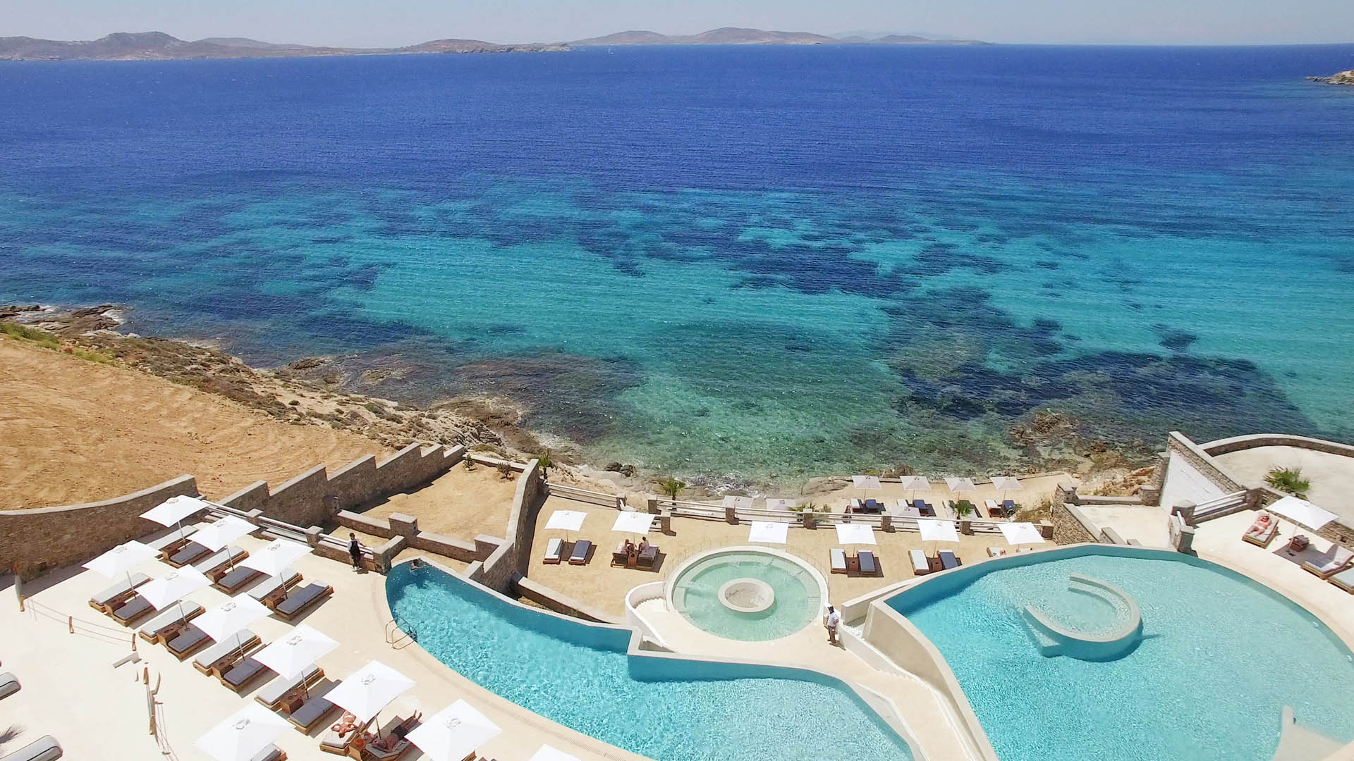 mykonos resort Anax resort